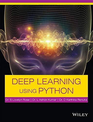 Deep Learning Using Python eBook: Dr  L Ashok Kumar, Dr  D