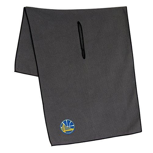 Team Effort NBA Golden State Warriors 19'' x 41'' Grey Microfiber Towel19 x 41'' Grey Microfiber Towel, NA by Team Effort