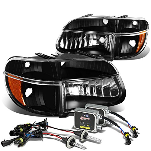 Ford Explorer Projector Headlights - 3