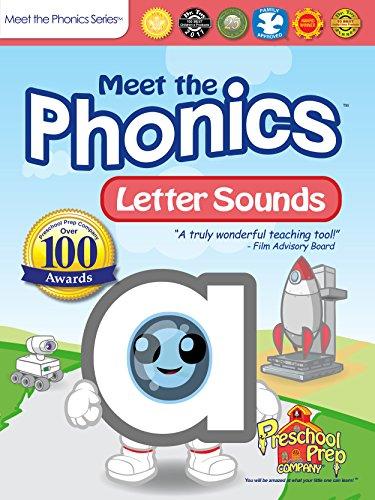 (Meet the Phonics - Letter)
