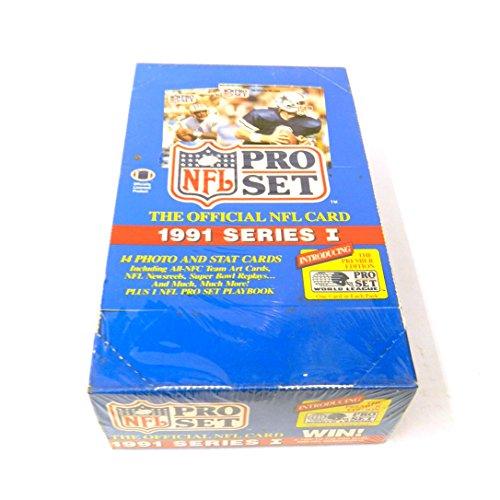 1991 Pro Set Football Series 1 ()
