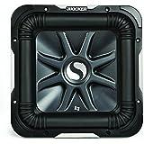 Kicker S12L7 Car Audio Solobaric L7 Square 12 Sub Dual 2 Ohm 1500W 11S12L72 Subwoofer L7S12