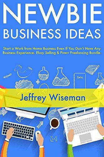 amazon com newbie business ideas start a work from home business