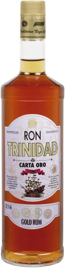 RON TRINIDAD CARTA ORO 100 CL.: Amazon.es: Alimentación y bebidas