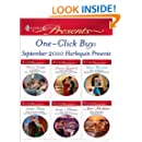 One-Click Buy: September 2010 Harlequin Presents: Marriage: To Claim His Twins\Kat and the Dare-Devil Spaniard\The Andreou Marriage Arrangement\The Billionaire's ... Scandal\The Virgin's Proposition