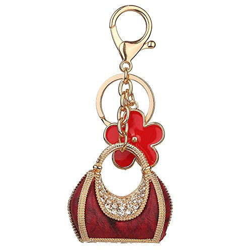 Diamond Shape Keychain - 8