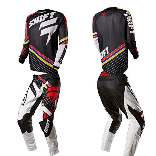 Shift 2015 Strike Pants - Stripes (34) (BLACK)
