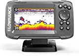 """Lowrance HOOK2 4X - 4"""" Fishfinder with Bullet"""