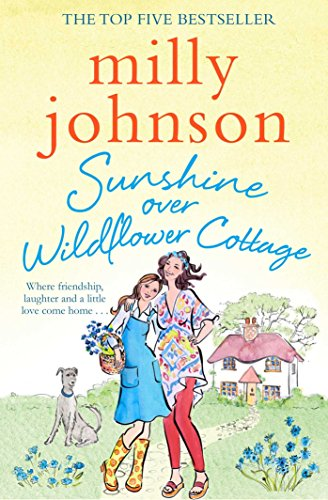 - Sunshine Over Wildflower Cottage