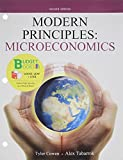 Modern Principles of Microeconomics (Loose Leaf) and Aplia Access Card (1 Semester), Cowen, Tyler and Tabarrok, Alex, 1464113173