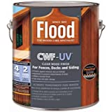 FLOOD/PPG ARCHITECTURAL FIN FLD421-01 Gallon REDWood VOC Wood Finish by Ppg Architectural Fin/Flood