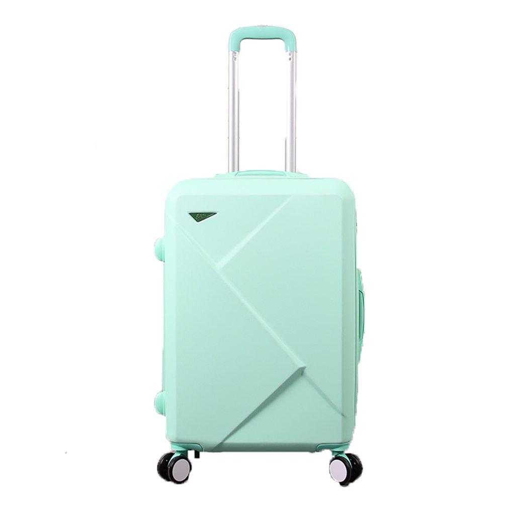 スーツケース トロリーケース4輪出張旅行外出トロリーバッグ大容量ライトトラベルバッグトラベルバッグドラッグバッグハンドバッグトランク旅客ボックスバックパック (色 : A7, サイズ さいず : 24INCHES) 24INCHES A7 B07FSGGVP6