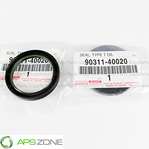 Genuine OEM Toyota Lexus Camshift Oil Seal 90311-40020 ~Set Of 2~New~