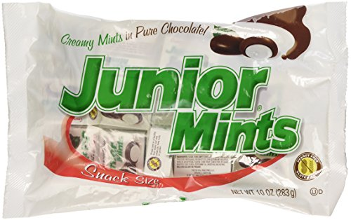 Junior Mints Snack Size, 10 oz