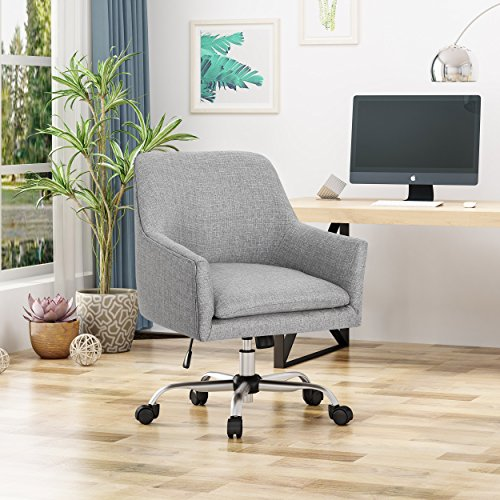 Christopher Knight Home 305757 Morgan Home Office Chair, Gray