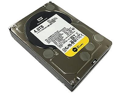 """Western Digital RE WD4000FYYZ 4TB 7200 RPM 64MB Cache SATA 6.0Gb/s 3.5"""" Enterprise Internal Hard Drive - OEM w/3 Year Warranty"""
