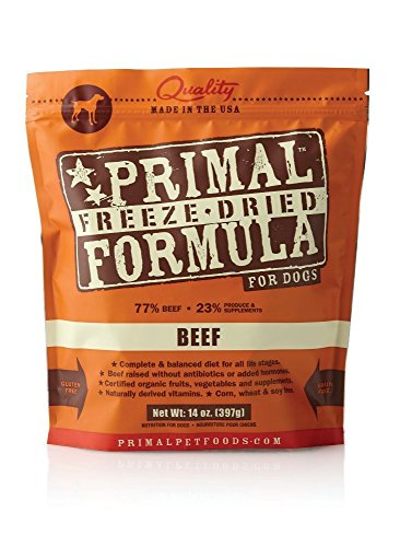 eze-Dried Canine Beef Formula, 14 oz (Pack of 2) ()