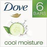 Dove go fresh Beauty Bar, Cucumber and Green Tea 4 oz, 6 Bar For Sale