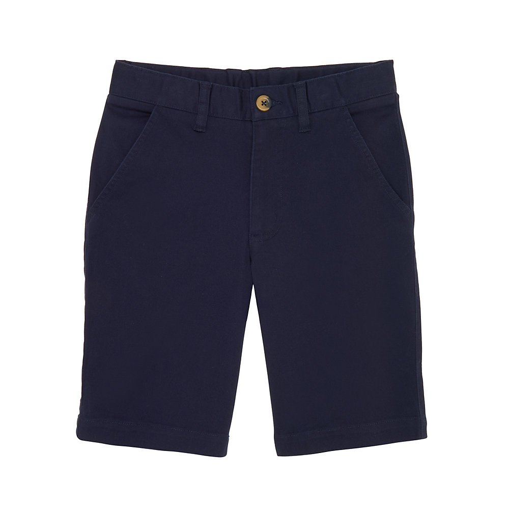 French Toast Boys' Flat Front Stretch Short, SH9249