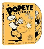 Popeye the Sailor Complete Series Collection Volumes 1-3