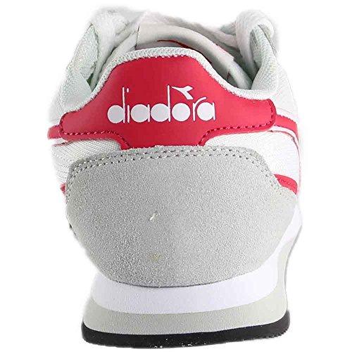 Bery White Basso Malone Donna a Diadora W Tea Collo Sneaker CPqORwz
