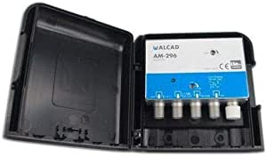 Pre - Amplificador de mate Alcad Am 296: Amazon.es ...