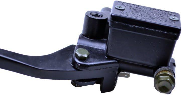 FLYPIG Replacement 7//8 Brake Master Cylinder for Honda TRX TRX250 TRX300 350 400 450 Rincon Foreman Rancher 45510-HM3-901 45510-HM3-306 45510-HM3-305 2FM-FTVMC001
