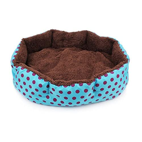 Ruikey Comfortable Warm Pet bed for dogscats, 2432 inch