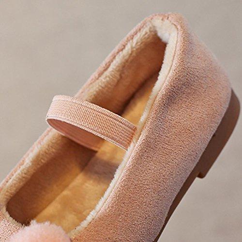 Omiky® Kleinkind Kinder Mädchen Cartoon Nette Prinzessin Sneaker Kinder Baby Casual Ball Schuhe Rosa