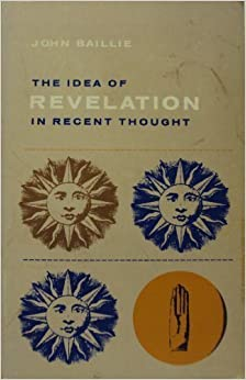 Idea of Revelation in Recent Thought