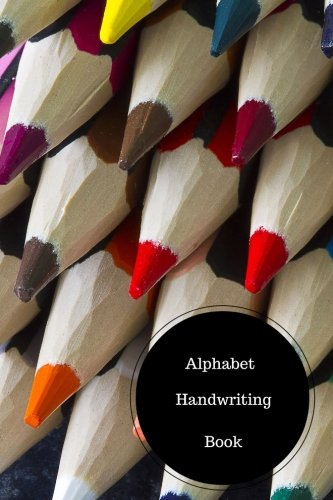 Amazon.com: Alphabet Handwriting Book: Alphabet Handwriting ...