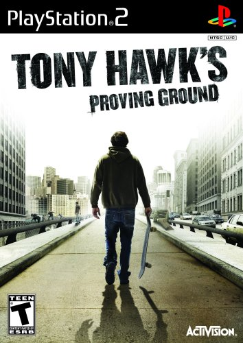 Tony Hawk's Proving Ground - PlayStation 2