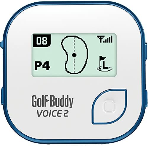 Golf Buddy Voice 2 GolfBuddy Voice4 Easy-to-Use Talking GPS Multi Colors