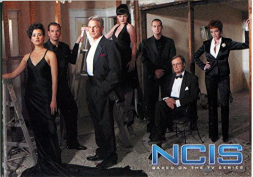 NCIS FIRST 22 EPISODES 2012 RITTENHOUSE ARCHIVES NON-SPORT UPDATE PROMO CARD P2