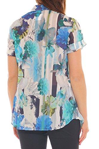 Valentina's - Camisas - para mujer turquesa