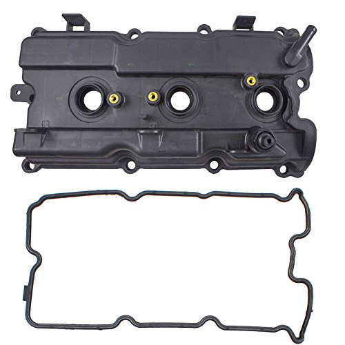ConPus Valve Cover Gasket Spark Plug Tube Seals Fits Right Side Bank Rear of 3.5L Engine Bay 2002-2004 Infiniti I35 2002…