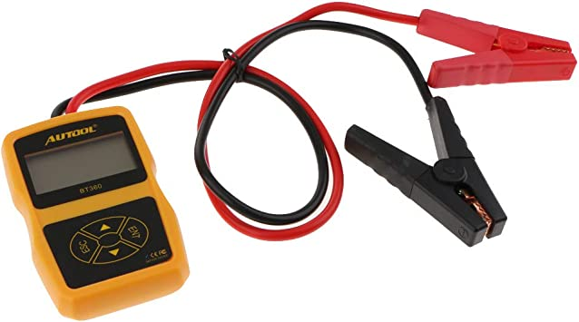 Durable 12V Auto Car Battery Tester Digital Analyzer ANCEL BST200