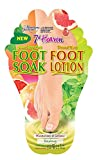7th Heaven Foot Soak & Foot Lotion Packet, Grapefruit & Mint (Pack of 6)