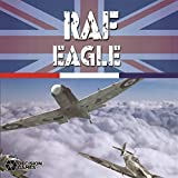 DG: RAF, Eagle, The Battle of Britain PC Game from The Luftwaffe's Perspective [PC-ROM Windows]