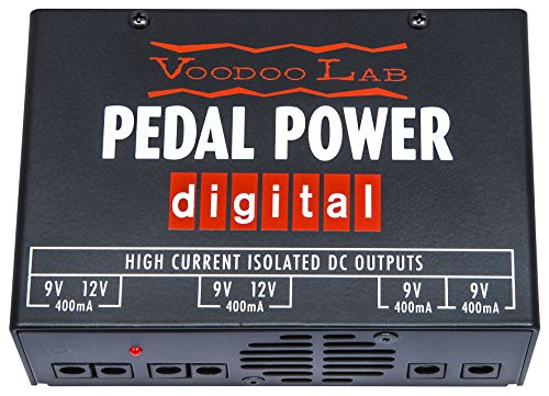 Voodoo Labs Pedal Power - Voodoo Lab Pedal Power Digital Isolated Power Supply
