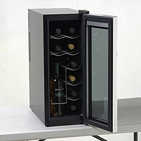 Model EWC1201 Avanti 12 Bottle Thermoelectric Counter Top Wine Cooler