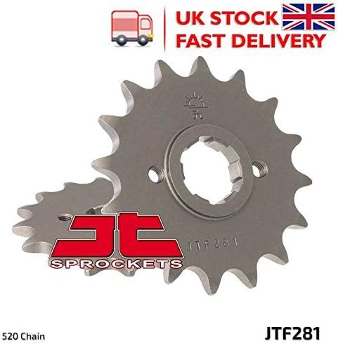 JT Front Sprocket JTF281 14 Teeth fits Honda XR600 RF,RG,RH 85-87