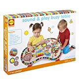 ALEX Toys - Junior Sound and Play Busy Table Baby Activity Center with (8) Activities, 1970