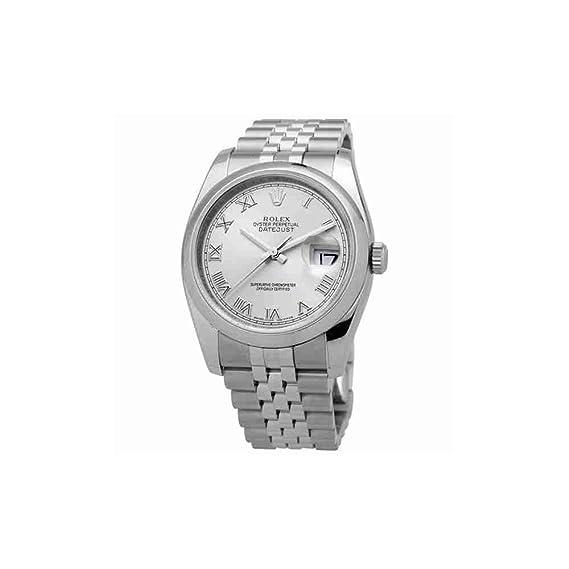 Rolex Datejust Acero Inoxidable 116200rrj – Reloj de hombre