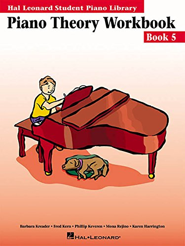 Read Online Piano Theory Workbook - Book 5: Hal Leonard Student Piano Library pdf