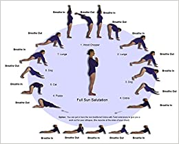 1000  images about Moon salutation on Pinterest