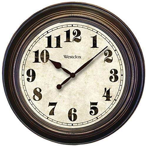 NYL32213 - WESTCLOX 32213 24 Round Oversized Classic Clock