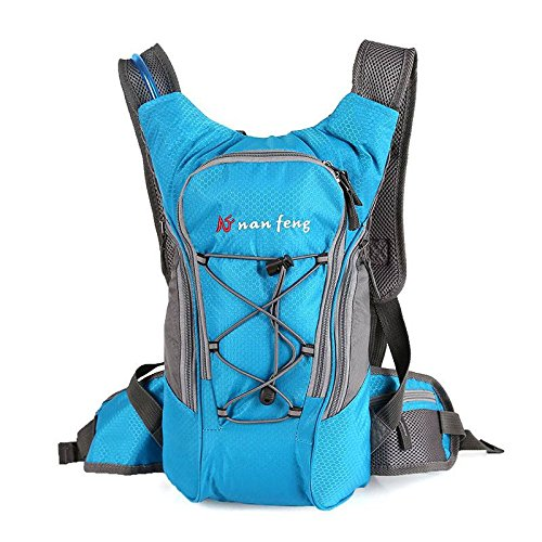 OUTERDO 10L Outdoor Sports Backpack Shoulder Be...