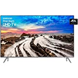 Smart TV LED 75'' Samsung UN75MU7000 4K Ultra HD, HDR, Wi-Fi, USB, HDMI