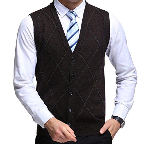 Gentlemans Long Vest - 5